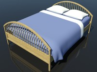 Bed - Full Size