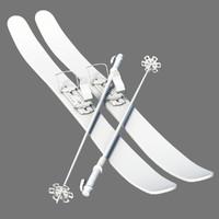 3ds max ski board