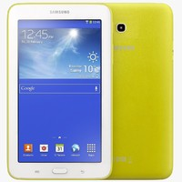 3d samsung galaxy tab 3 model