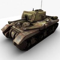 3dsmax ram tank