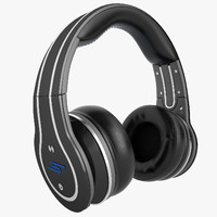 3d model sync headphones 50