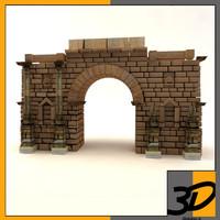 roman gate 3ds