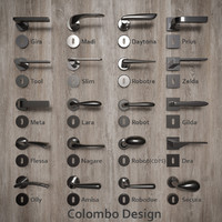 Colombo Design Handles