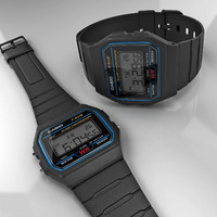 3dsmax digital casio watch