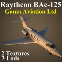 3d model raytheon gma