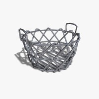 maya toy wire basket