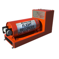 honeywell flight recorder 3d max