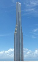 skyscraper nr 5 3d obj