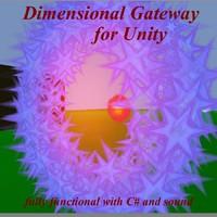 dimensional unity 3d model