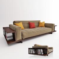 max sofa book