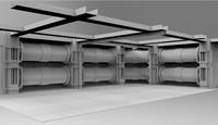Facility interior modular