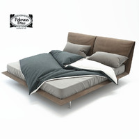 poltrona frau john bed max
