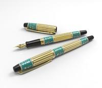 maya fountain pen