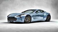 accurate aston martin car 3d max
