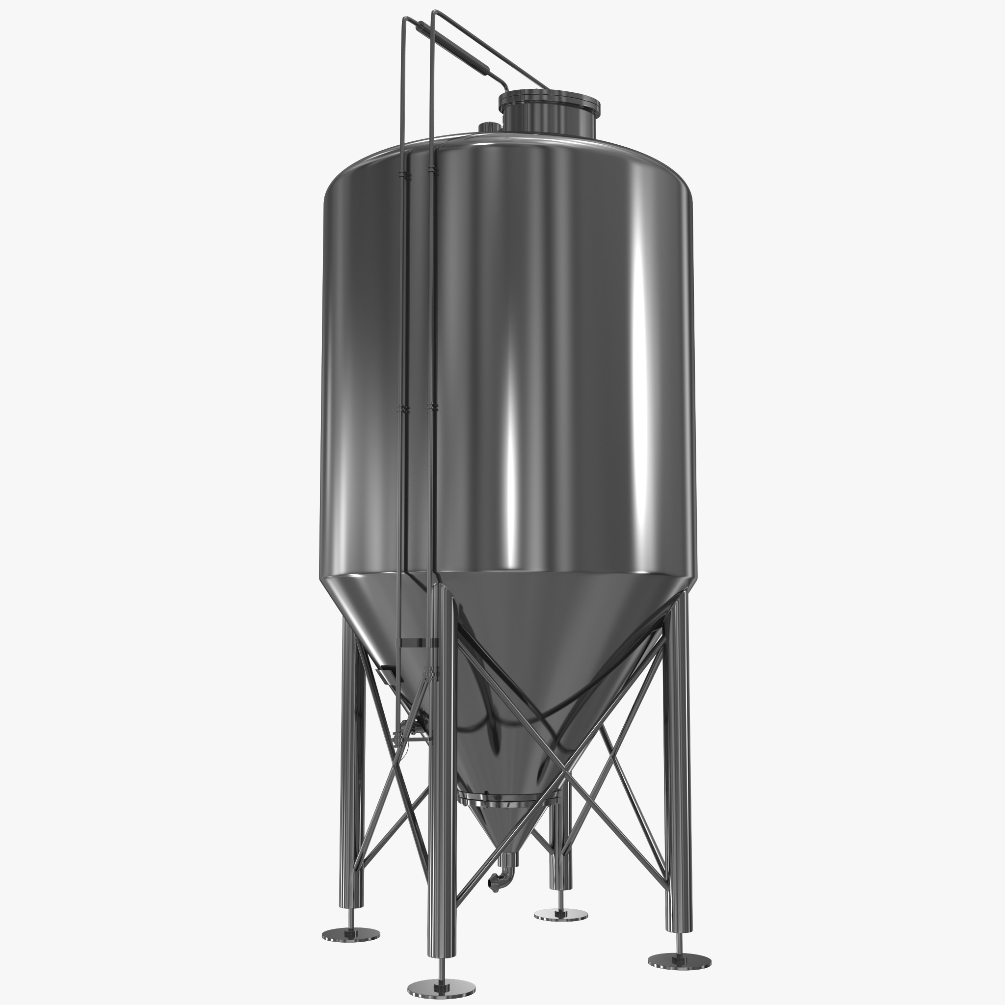 Max beer fermenter for Brewery design software