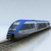 3d train
