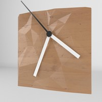 3d clock hands realistic