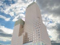 3d model cityscape vfxs