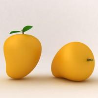 mango 3d x