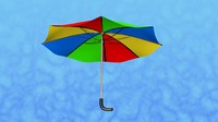 3ds max umbrella