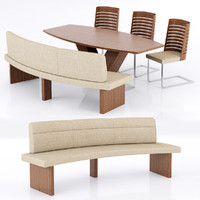 3ds max woessner dining group