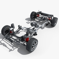 3d suspension