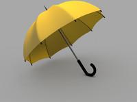 3d umbrella