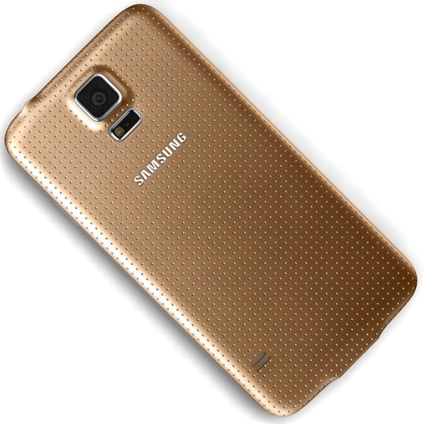 how to add a website icon on my samsung s5