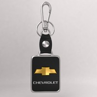 realistic chevrolet car key 3d max