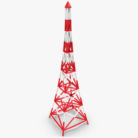 radio tower 3d 3ds