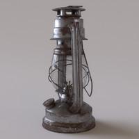 3d max old lantern