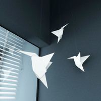 3d origami paper
