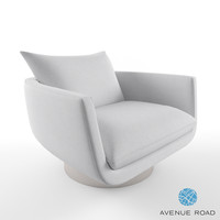 Avenue Road Rua Ipanema armchair