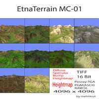 3ds max terrain mc