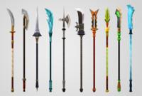 3d weapon
