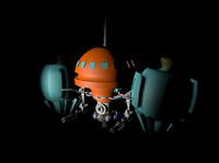 maya robot war