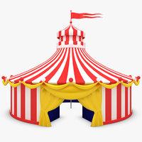 obj circus tent