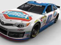 2014 NASCAR Toyota