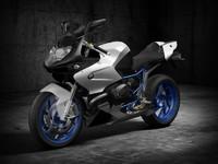 3d bmw hp2 sport