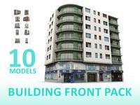 3d max buildings