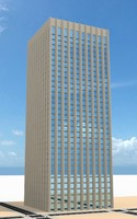 3dsmax skyscraper nr 19