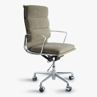 eames soft pad executive chair ma