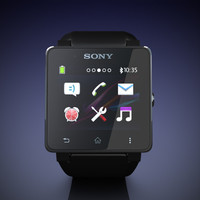 3ds max sony smartwatch 2