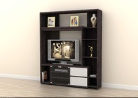 contemporary design wall unit