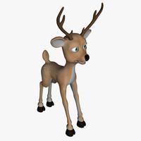 toon deer max