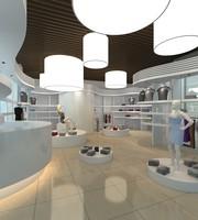 3ds max shop malls
