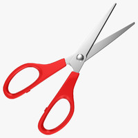 3d scissors subdivided