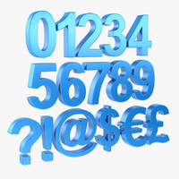 number symbol max