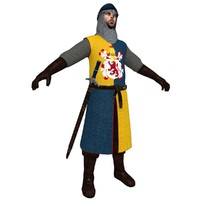 maya medieval knight