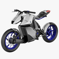 Concept Motorcycle BMW HP Kunst